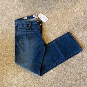 Lucky  men's 221 Original Boot cut jeans 34 x 32